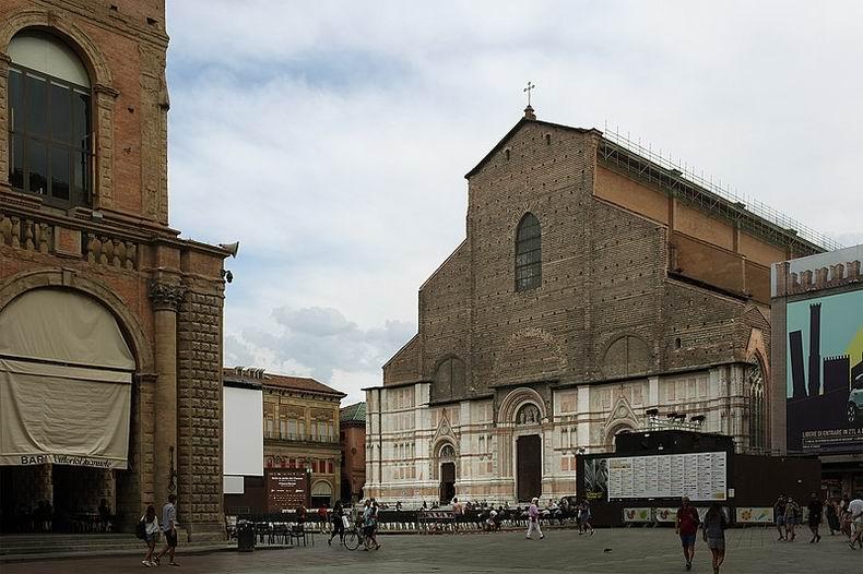 Basilica di Petronio Bologna