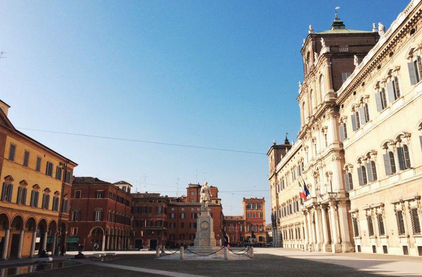 Modena Piazza Roma