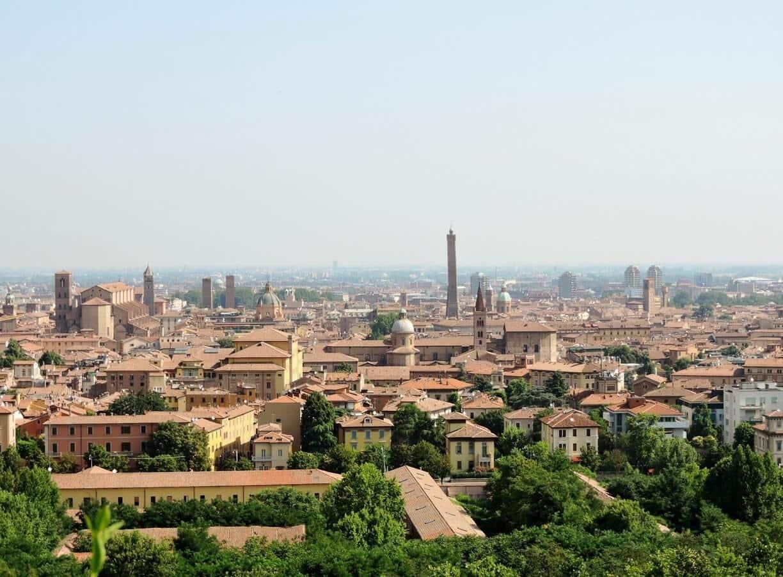 Nézőpont Bosco-i Piazzela di San Michele