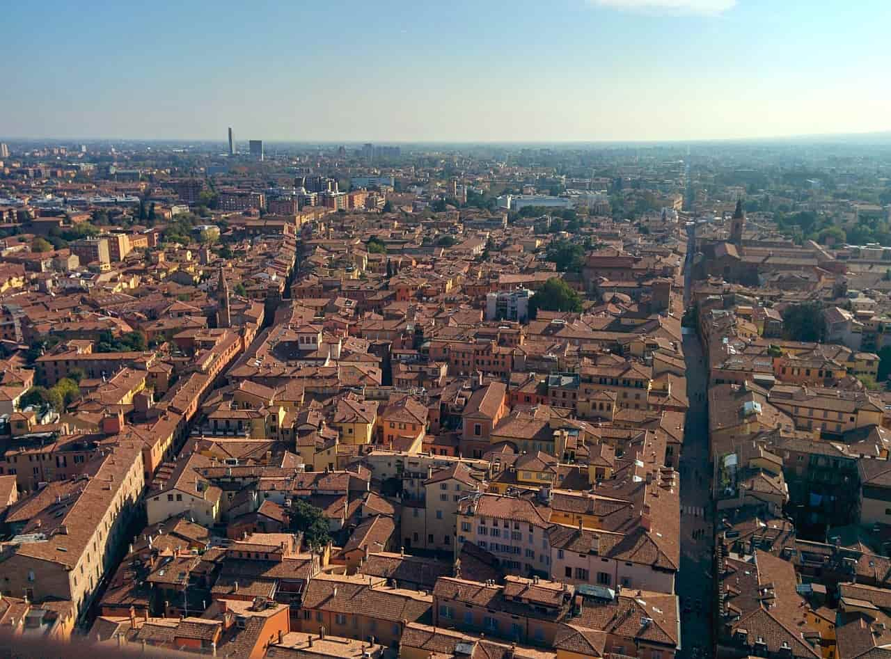 Bologna Torre Aninelli