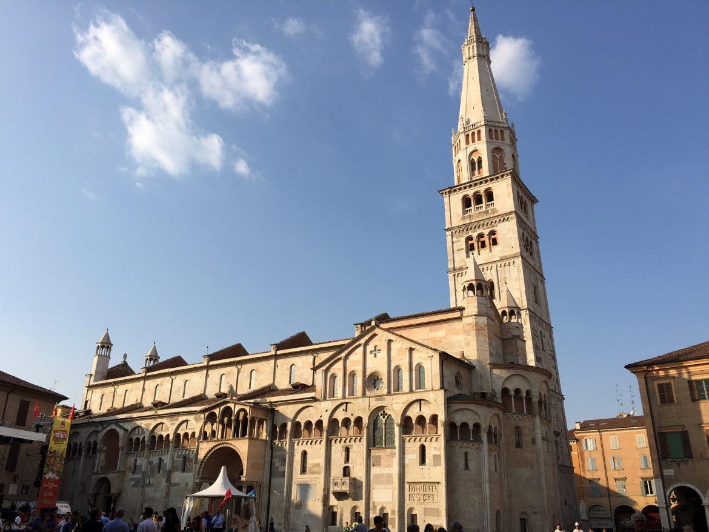 Modena Piazza Grande Ghirlandina